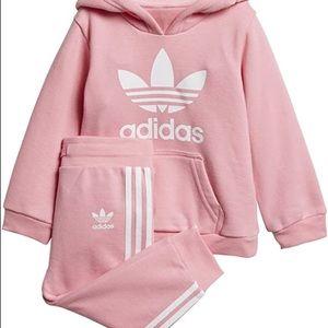 Adidas Baby Hoodie Set